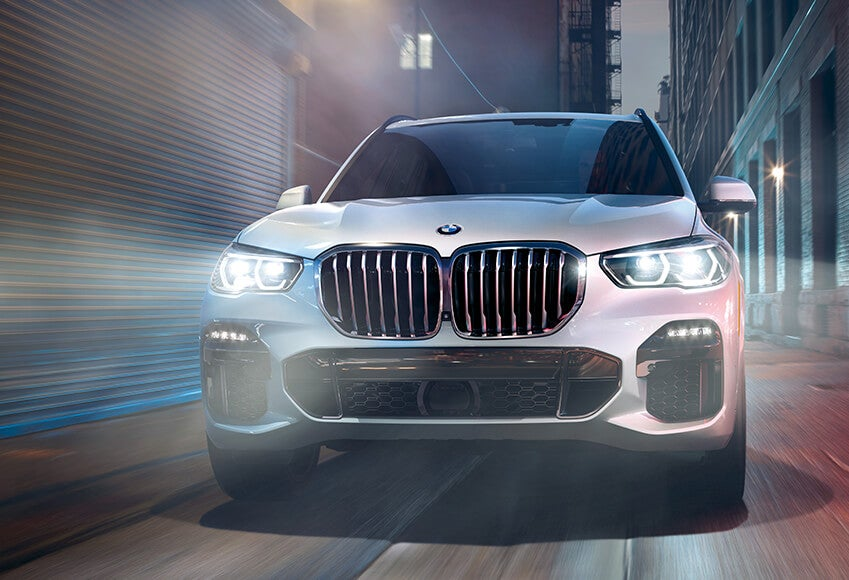 All New BMW X5