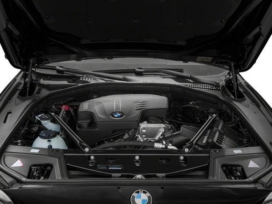2016 BMW 5 Series 4dr Sdn 528i xDrive AWD