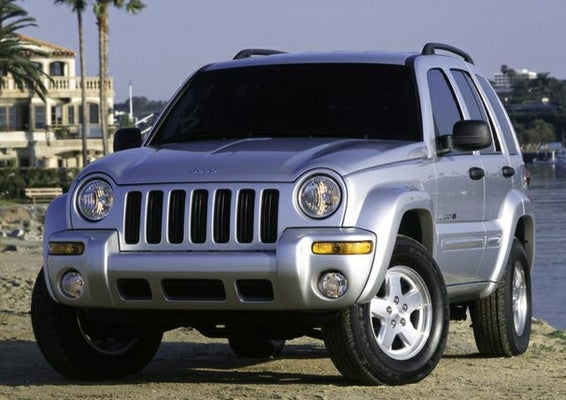 2004 jeep liberty service schedule