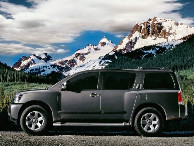 Superb 2006 Nissan Armada LE 4WD In Newton, NJ   BMW Of Newton