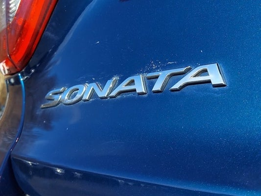 2015 Hyundai Sonata 4dr Sdn 2 4l Se In Newton Nj Newark Hyundai Sonata Bmw Of Newton