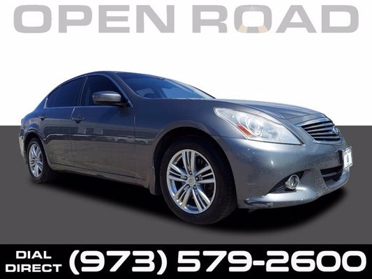 Used Infiniti G37 Sedan Newton Nj